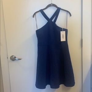 Likely Ashland Navy Blue Dress